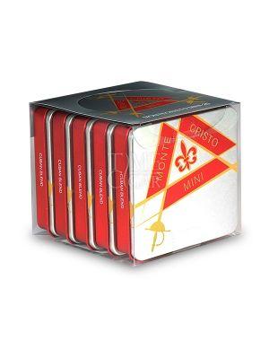 Montecristo Mini Red Tin