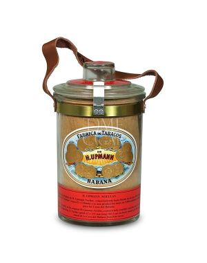 H. Upmann Noellas Glass Jar LCDH