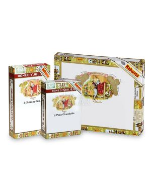 Romeo y Julieta Combo Set