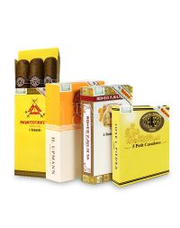 Cuban Selected Pack 4 Brands